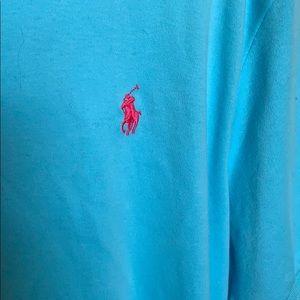 Polo by Ralph Lauren Shirts - Men's Ralph Lauren short sleeve shirt